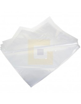 Vlakke zak LDPE, 10x20cm, 25my - 5000x