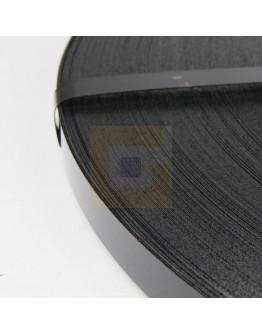 Staalband omsnoering EW 12mm, Zwart gelakt