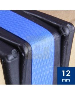 PP Band blauw 12mm, rol met 3000 mtr