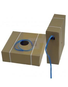 PP Band blauw 12/55 Dispenserdoos