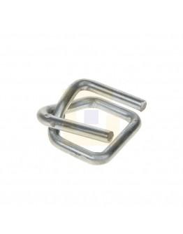 FIXCLIP metalen gespen 13mm, 1000st.
