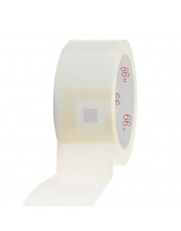 PVC solvent tape 48/66 wit, low noise