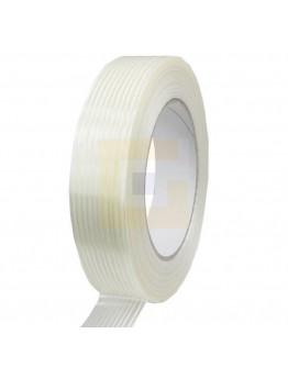Filament tape 25mm/50m Lengte versterkt