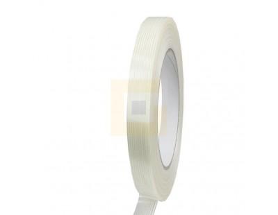 Filament tape 12mm/50m Lengte versterkt Tape - Plakband