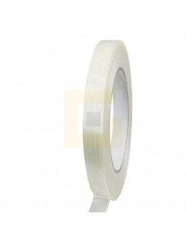 Filament tape 12mm/50m Lengte versterkt