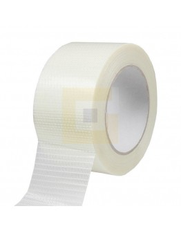Filament tape 50mm/50m Ruit versterkt
