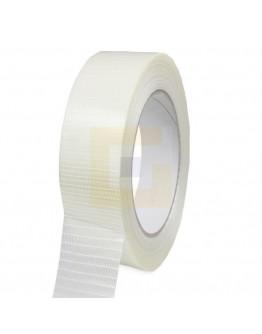 Filament tape 25mm/50m Ruit versterkt