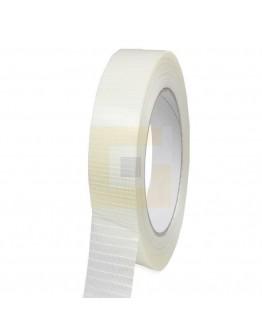 Filament tape 19mm/50m Ruit versterkt
