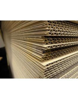 Kartonplaten Blokpallet 115 x 96 cm - 700 st.