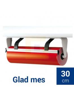 Rolhouder H+R STANDARD ondertafelmodel 30cm voor papier