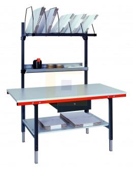 Paktafel 160 x 80 cm compleet (Hüdig + Rocholz)