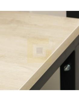 Paktafel 160x80cm in licht houtdesign