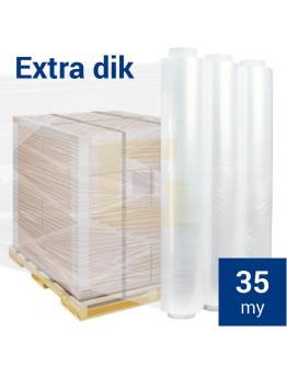 Rekwikkelfolie 35my / 50cm / 170m - Handrollen