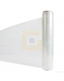 Handwikkelfolie Prestretch 7µ / 43cm / 300m