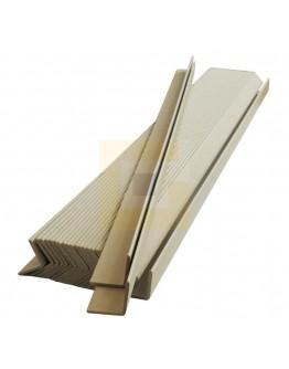 Hoekprofielen ECO karton, 74cm - 100 stuks