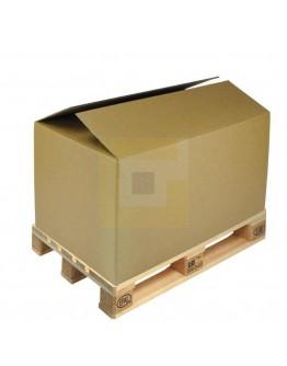 Palletdoos DG Europallet 1185x785x800mm