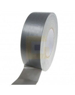 Duct tape Pro Gaffer Lijmrestvrij Grijs 50mm/50m