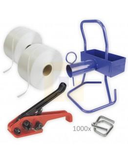 Starterset Omsnoering Polyesterband
