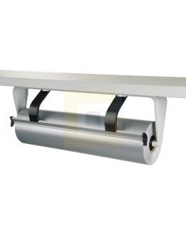 Rolhouder H+R STANDARD ondertafelmodel 100cm voor papier