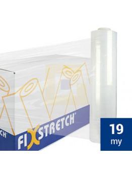 FixStretch wikkelfolie 19my / 50cm / 300mtr