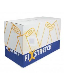 FixStretch wikkelfolie zwart 20my / 50cm / 300mtr