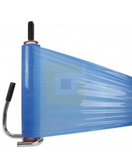Handwikkelfolie blauw 23µ / 50cm / 300mtr