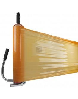 Handwikkelfolie Oranje 23µ / 50cm / 270mtr