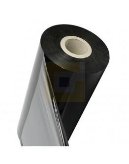 Machinefolie 150% Standard zwart 23µ / 50cm / 1.500m
