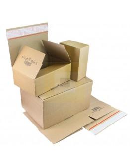 """Verzenddoos """"e-Com®Box"""" nr2 - 213x153x109mm"""