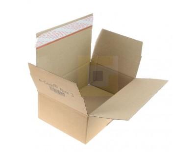 """Verzenddoos """"e-Com®Box"""" nr3 - 230x160x80mm Verzendverpakkingen"""