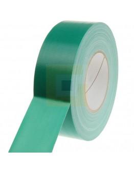 Duct tape Pro Gaffer Lijmrestvrij Groen 50mm/50m