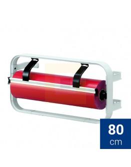 Rolhouder H+R STANDARD raam 80cm voor papier