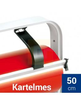 Rolhouder H+R STANDARD raam 50cm voor papier+folie