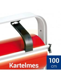 Rolhouder H+R STANDARD raam 100cm voor papier+folie