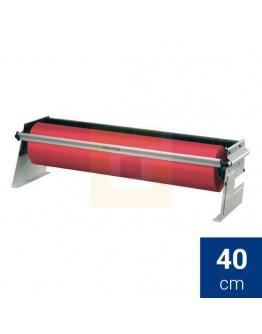 Rolhouder 40cm Rocholz ZAC tafel/ondertafel voor papier + folie