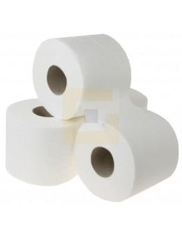 Toiletpapier FIX-HYGIËNE traditioneel cellulose, 400 vel per rol - 40 rol