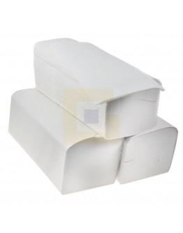Handdoekjes FIX-HYGIËNE Z-vouw cellulose, 21x25cm - Doos à 20 pak