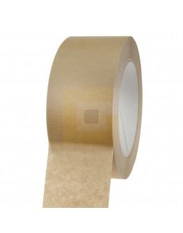 Papertape 50/50 bruin zelfklevend solvent