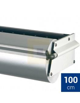 Rolhouder 100cm Rocholz ZAC Wandmodel voor Papier + Folie