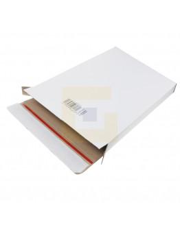 "Brievenbusdoosje ""e-Com®Mailbox-2"", A4+, 250x350x28mm, wit"