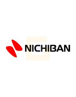 Nichiban ducttape 50mmx50mtr Zwart 1200