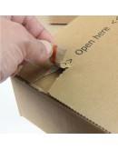 "Verzenddoos ""e-Com®Box"" nr26  A5+ 220x190x120mm Verzendverpakkingen"