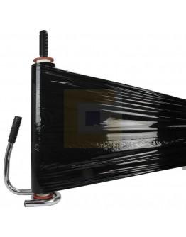 Handwikkelfolie zwart Type 20,  50cm / 300mtr