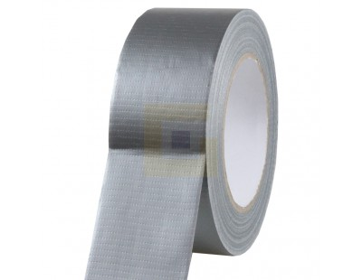 "Duct tape ""Extra kwaliteit""  48mm /50mtr Grijs   Tape - Plakband"
