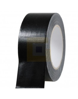 "Duct tape ""Extra kwaliteit""  48mm /50mtr Zwart"