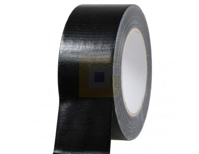 "Duct tape ""Extra kwaliteit""  48mm /50mtr Zwart  Tape - Plakband"